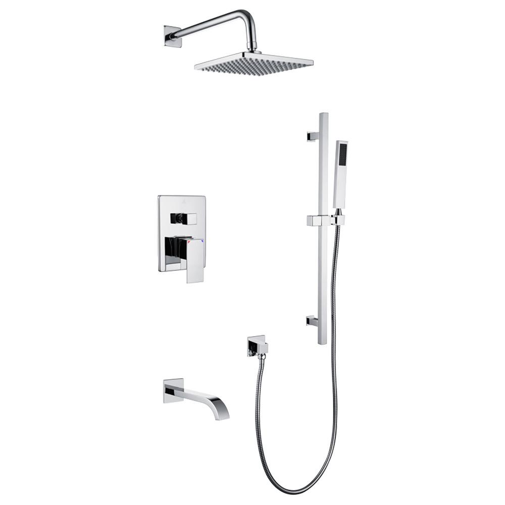 Pearl Sinks Shower System